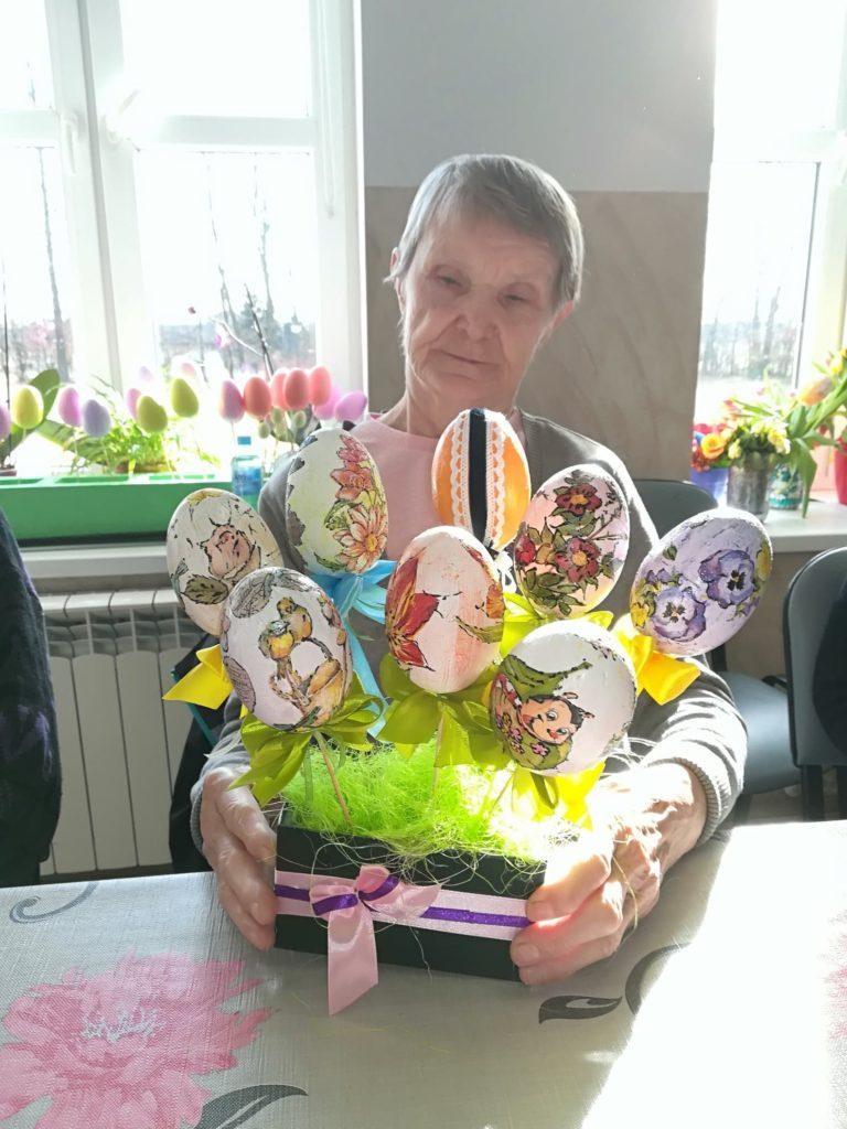 Artystyczne przygotowania do Wielkanocy